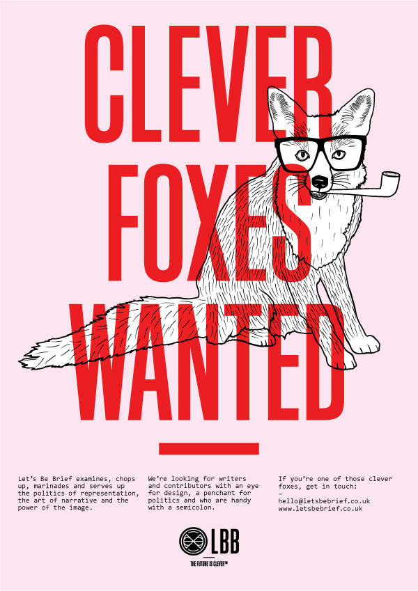 lbb_clever_fox_writers_poster